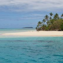 Beach at Kitu Tonga