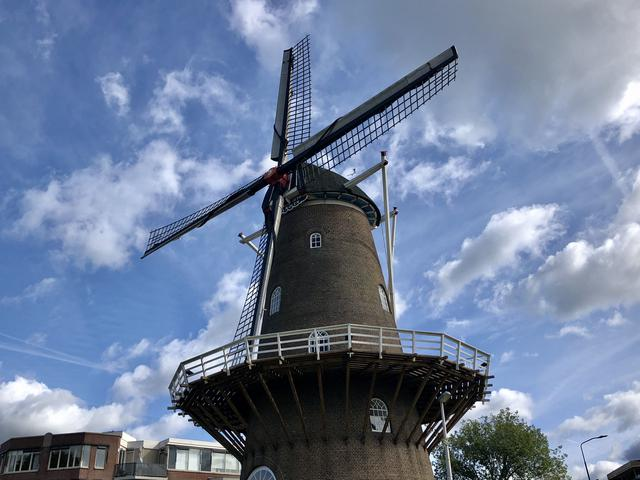 A photo for story City windmills in Doetinchem