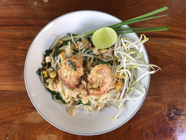 A photo for story Pad Thai in the Portuguese community of Bangkok