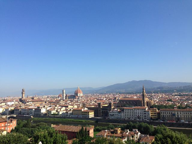 A photo for story Piazzale Michelangelo in Florence
