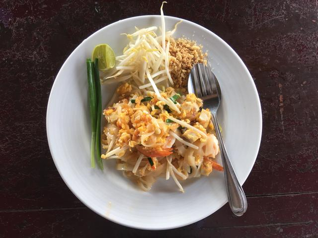 Pad Thai in Ancient Siam Bangkok Thailand