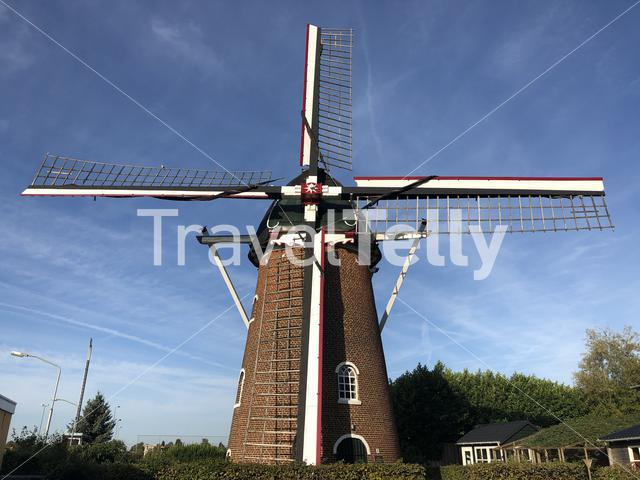 Aurora Windmill in Doetinchem, Gelderland The Netherlands