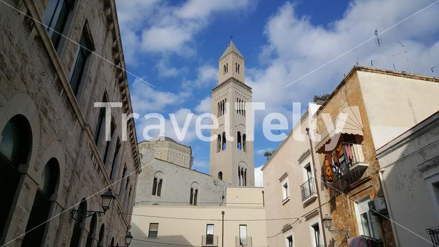 Bari Cathedral is the cathedral of Bari in Italy