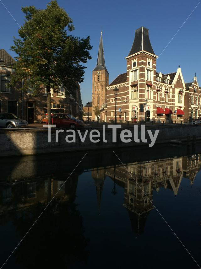 Bovenkerk in Kampen The Netherlands