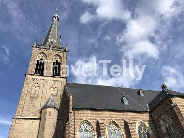 St. Catherine's Church in Doetinchem, The Netherlands