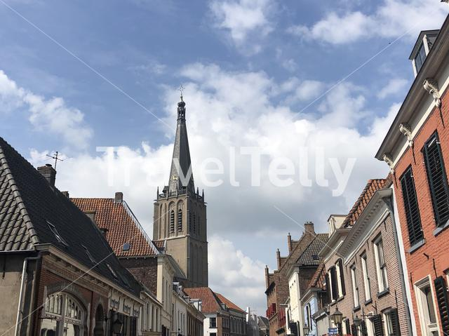 Martini church in Doesburg, The Netherlands