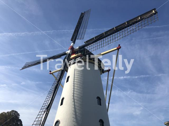 Tolhuys Coornmill in Lobith, The Netherlands