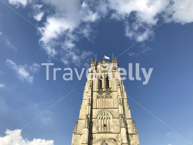 Basilica of Our Lady in Tongeren Belgium
