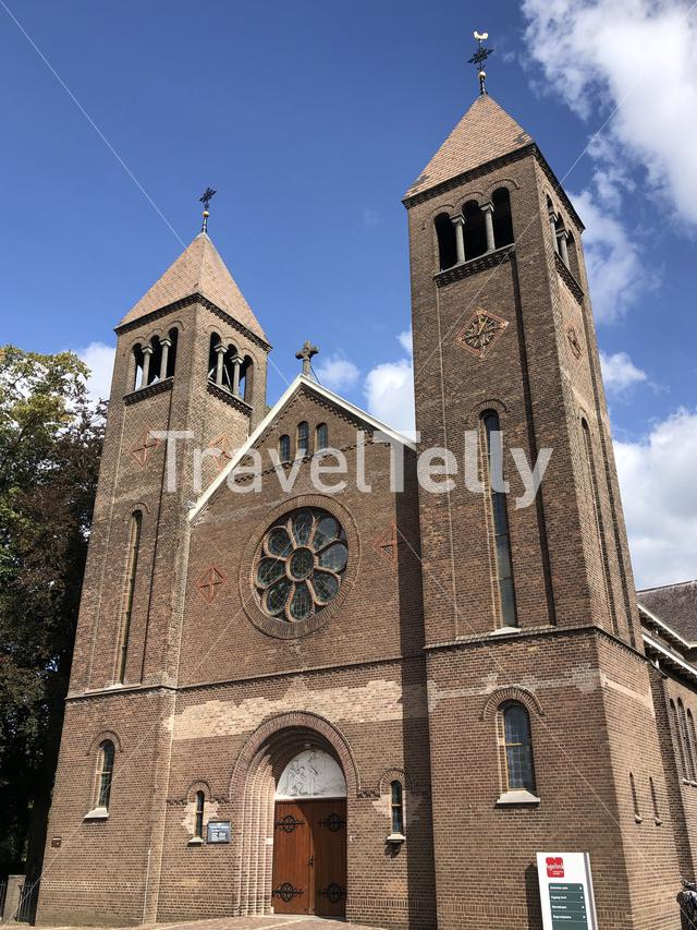 Antonius church in Ulft, Gelderland, The Netherlands