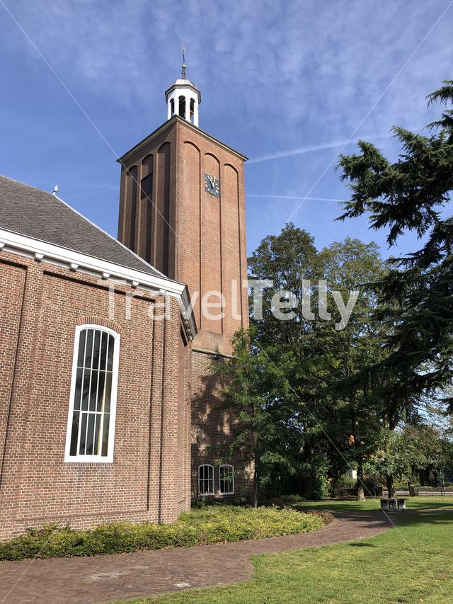 The Church in Halle, Gelderland, The Netherlands