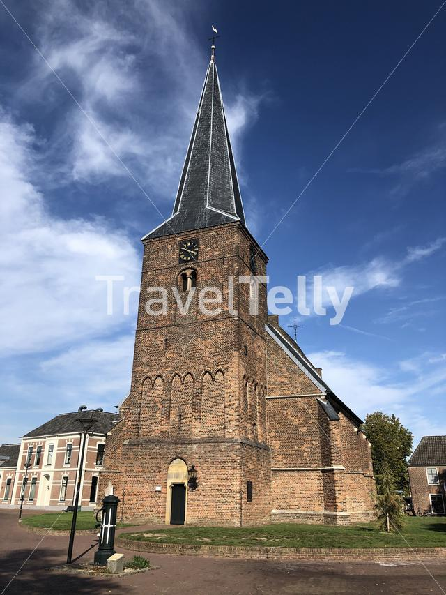 Church in Dinxperlo The Netherlands