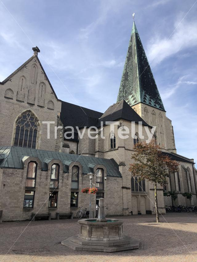 St. George's Church in Bocholt, Germany
