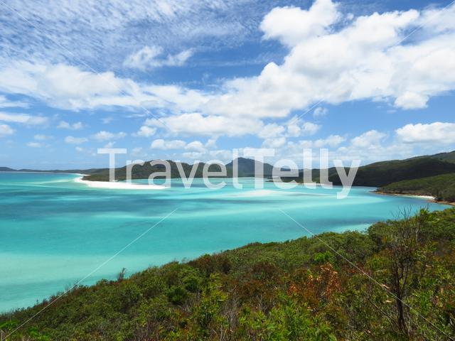 Hill Inlet Lookout Whitsunday Island Queensland