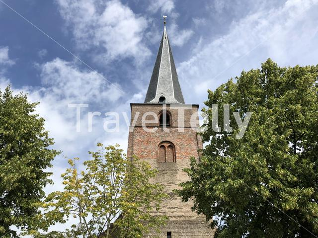 Reformed Church in Kollum, Friesland The Netherlands