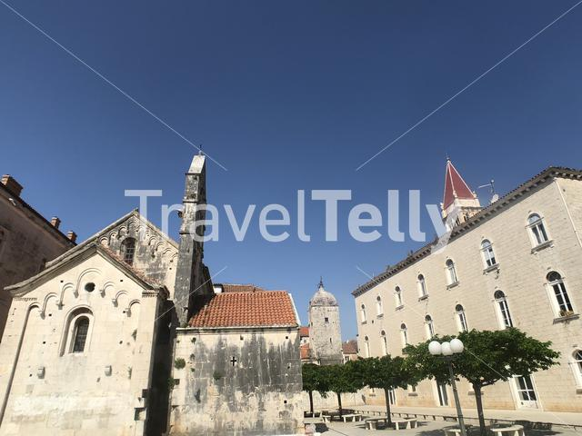 Old town of Trogir Croatia