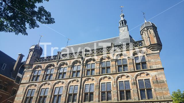 De Waag in Deventer The Netherlands