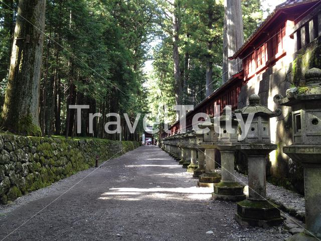 Nikko Toshogu the site of Toshogu the famed Shinto shrine