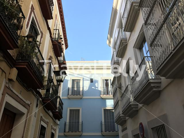 Architecture in Seville Spain