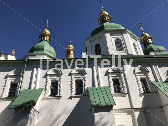 St. Sophia's Cathedral in Kiev Ukraine