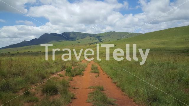 Scenery at Lekgalameetse Provincial Park in South Africa