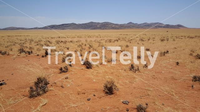 Scenery in Hoanib riverbed, Namibia