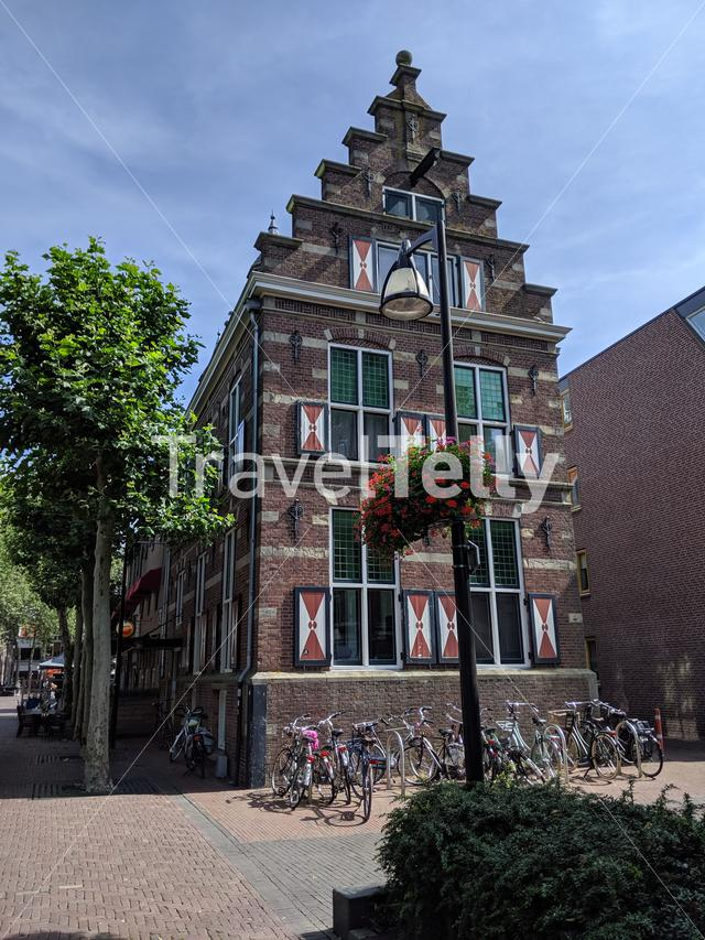 Architecture in Meppel The Netherlands