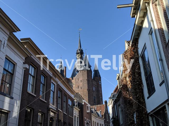 The Sassenpoort in Zwolle, The Netherlands