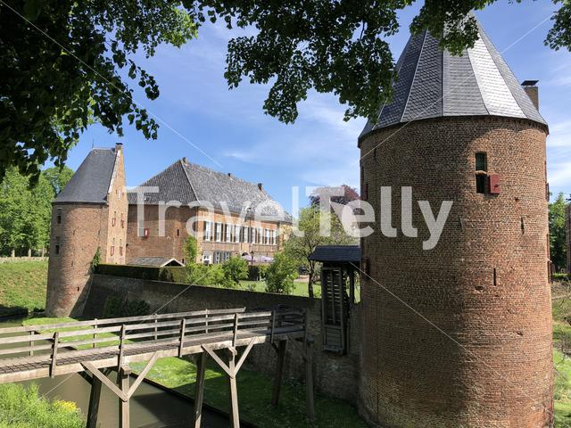 Huis Bergh castle in 's-Heerenberg, The Netherlands