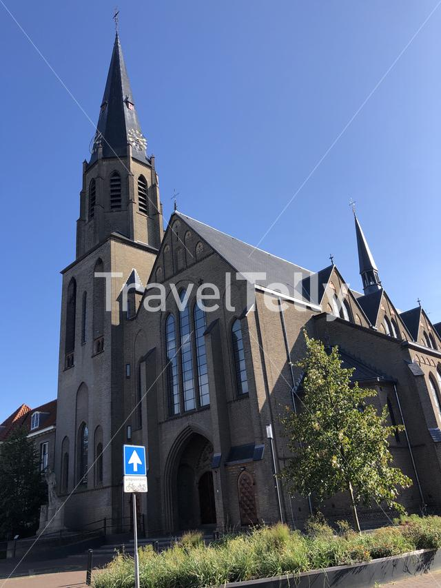 Sint Bonifatius church in Lichtenvoorde, The Netherlands