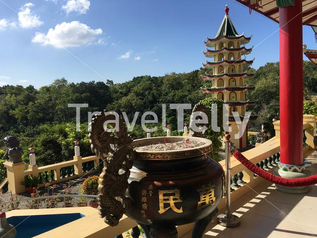 Cebu Taoist Temple in the Philippines
