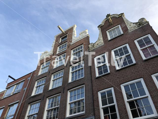 Architecture in Amsterdam, The Netherlands