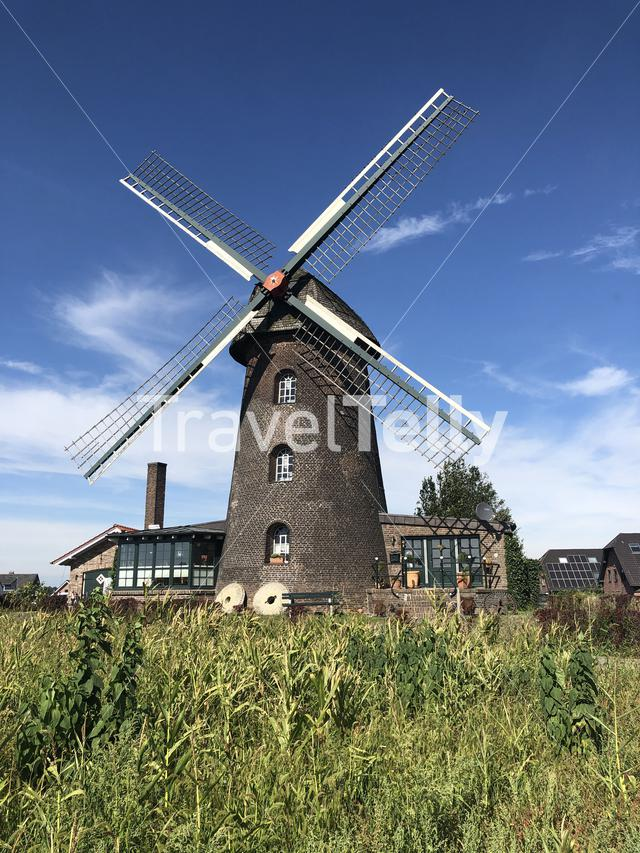 Vehlinger Windmill in Germany