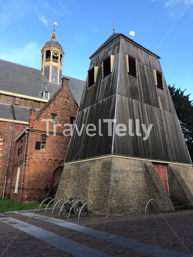 Martini church in Sneek, The Netherlands
