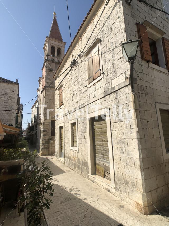 Church of Our Lady in Trogir, Croatia