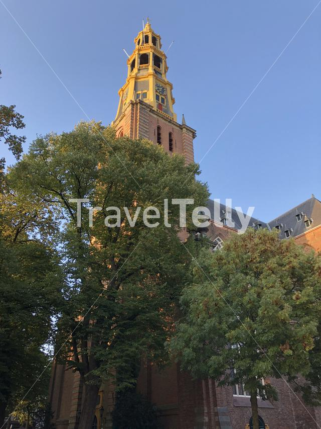 Der Aa Church in Groningen The Netherlands