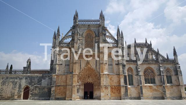Batalha Cathedral in Portugal