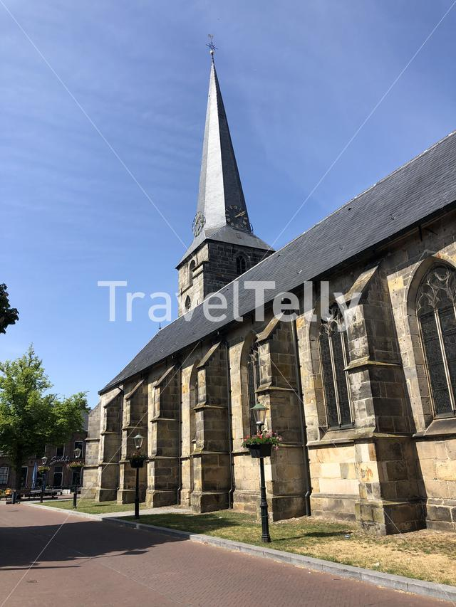 Sint Pancratius church in Haaksbergen, The Netherlands