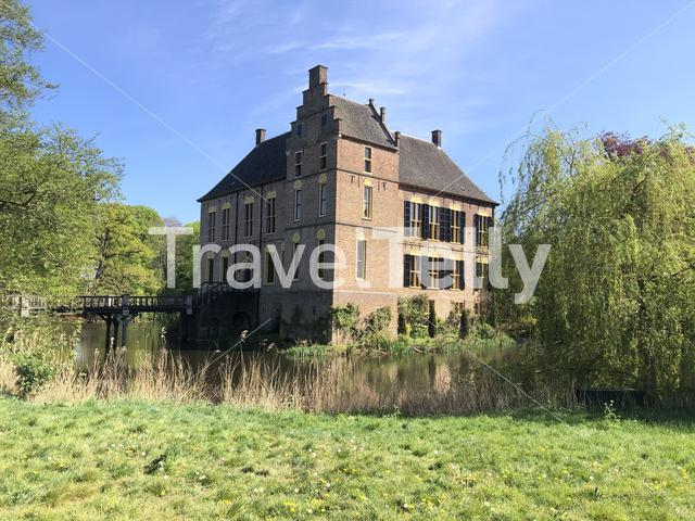 Castle Vorden in Gelderland, The Netherlands