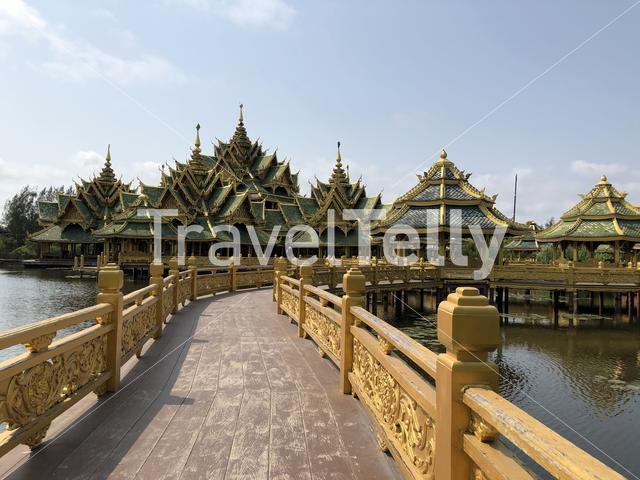 Pavilion of the Enlightened at the Ancient Siam, Thailand