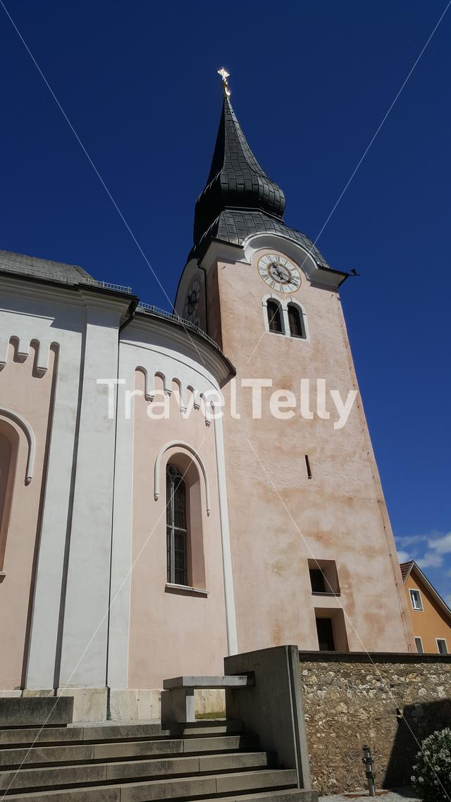 Church in Griffen, Austria