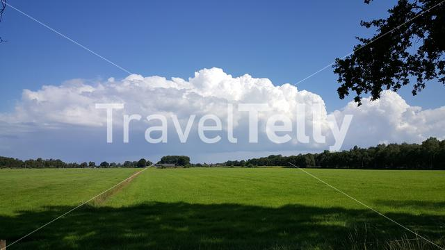 Farmland in Nijverdal The Netherlands