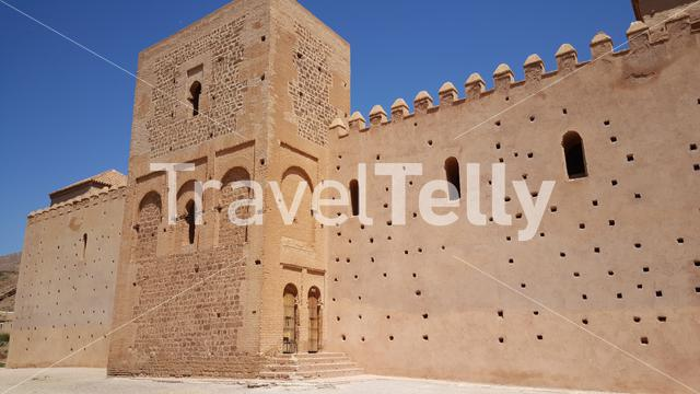 The Tin Mal Mosque in Tinmel Morocco, Africa