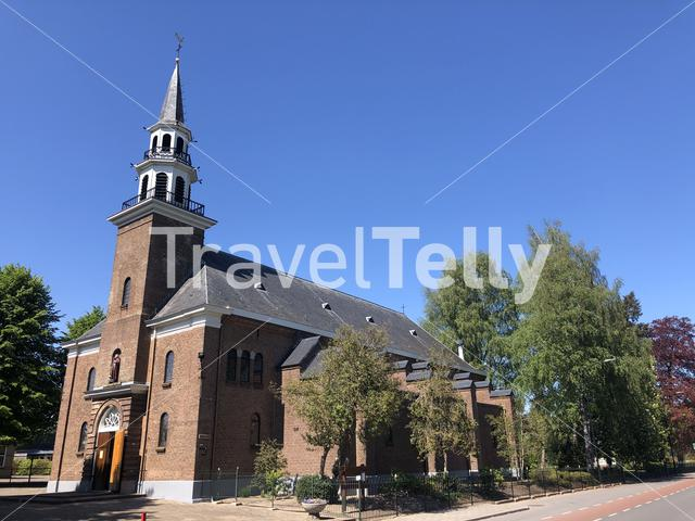 Roman Catholic Church in Loenen, Gelderland The Netherlands