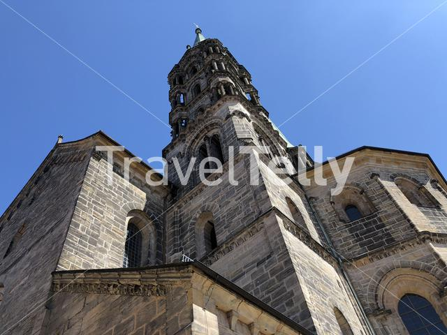 Bamberg Cathedral in Bamberg Germany
