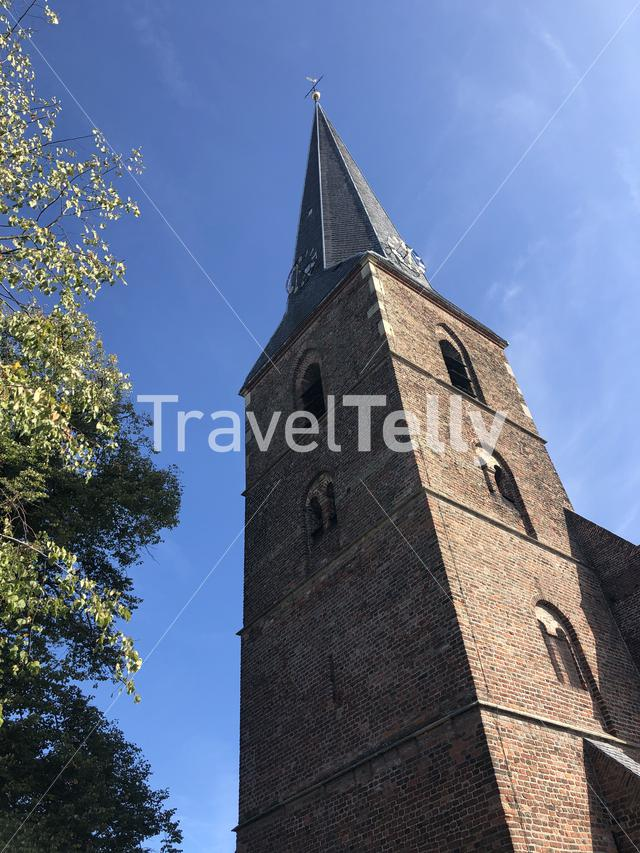 Dutxh Reformed Church in Vorden, Gelderland The Netherlands