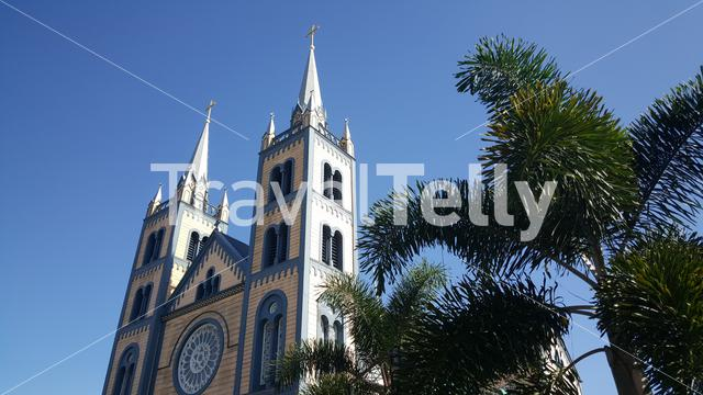 Saint Peter and Paul Cathedral in Paramaribo Suriname