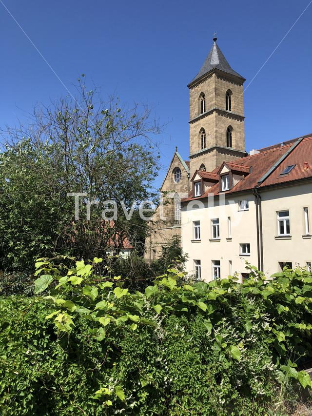 The church St. Maria und St. Theodor in Bamberg, Germany