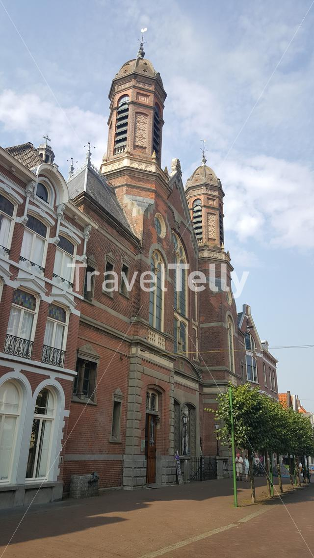 Dome church Cyriacus and Franciscus in Hoorn