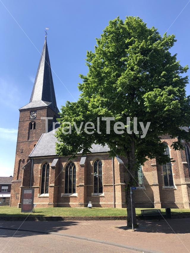 Church in Dinxperlo in The Netherlands