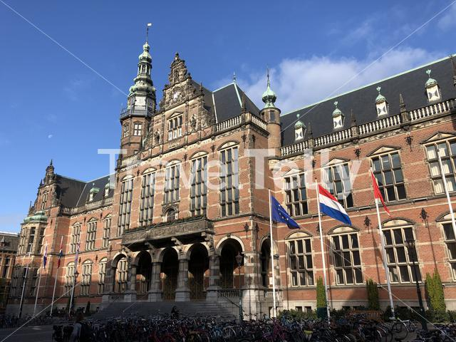 University of Groningen in The Netherlands